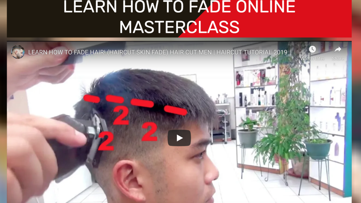 Learn How To Fade